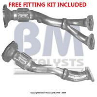 Fit with AUDI TT Exhaust Fr Down Pipe 70410 1.8 (Fitting Kit Included)