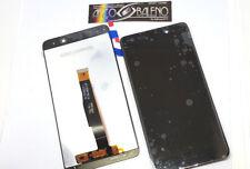 DISPLAY LCD+TOUCH SCREEN PER ALCATEL ONE TOUCH IDOL 5S OT-6060X VETRO NERO NUOVO