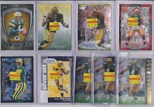 BRETT FAVRE Packers Vikings Football Card Lot - 41 Cards - $267.00 bk