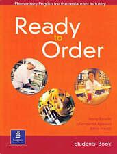 Ready to Order (Student Book) by Baude, Anne, Iglesias, Montserrat, Inesta, Ann
