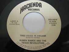 RUBEN RAMOS AND THE TEXAS REVOLUTION on Hacienda Corpus Christi Texas