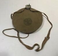 Vintage BSA Boy Scouts of America Official Canteen w/Original Boy Scouts Cover