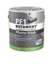 Botament PF 1 Pflaster Frisch Schutz Lasur Pflastersteine Pflasterschutz 2,5 L