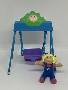 Vintage Cabbage Patch Kids Deluxe Miniatures First Edition 1984