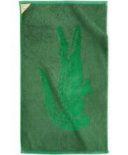 LACOSTE Golf Towel Fairway Green Size: 16x28 - NEW