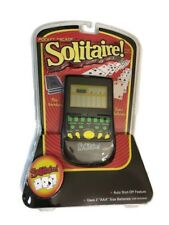 Westminster Solitaire Handheld Travel Electronic Pocket Arcade Game New