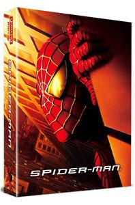 Spider-Man - 4K UHD + BLU-RAY Steelbook Limited Edition - Full Slip / WeET