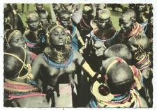 AFRIQUE CARTE CARD WOMENS NUDE SAMBURU KENYA