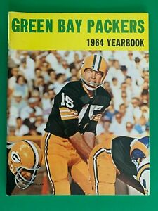 1964 Green Bay Packers Yearbook