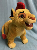 Disney Jr. Jumbo KION Plush Stuffed Animal The Lion Guard 20""