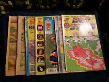 Hot Stuff 7 Issue Bronze Age harvey Comics Lot Run Collection the little devil
