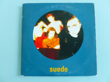 SUEDE  CD PROMO FRANCE    'He's dead + Where the pigs don't fly'