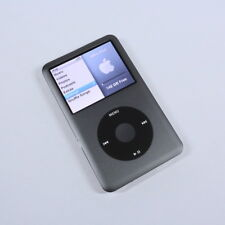 Apple iPod Classic Grey Black 160GB 7th Generation Slim MP3 WARRANTY IMMACULATE