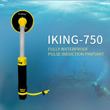 PI-iking-750 Waterproof Metal Detector 30M Underwater Pinpointer Gold Hunter New