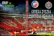 double dvd red star-partizan cup 2012