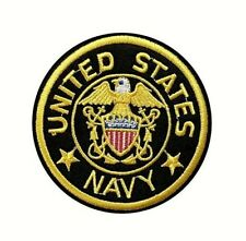 1 Écusson Brodé Thermocollant NEUF ( Patch ) - United States Navy