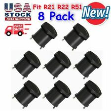 8 Pack R21 R22 R51 Replacement Batteries for Invisible Fence Electic Dog Collar