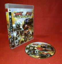 MX vs. ATV Untamed (Sony PlayStation 3 PS3, 2007)