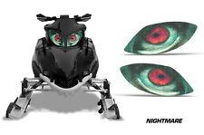 AMR Racing Arctic Cat Firecat Sled Snowmobile Headlight Stickers Eye Graphics NM