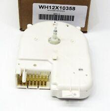 WH12X10358 Genuine GE Washer Washing Machine Timer Control AP3995049 PS1482389