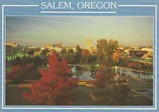 "*Oregon Postcard-""Downtown Salem & City Hall"" (U2-OR1)"