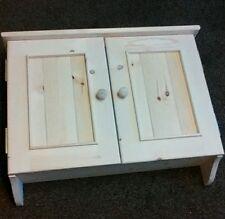 Pine wall fuse box cabinet