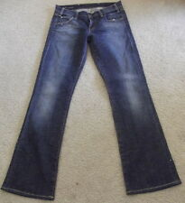Citizens for Humanity Jeans Sz 28 x 32 Boot Cut Med Wash Low Rise Stretch