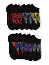 Transformers Boys' 6-Pack Low-Cut Socks