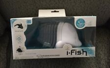 Hasbro 76774B I-Fish White Electronic Pets