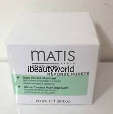 Matis Reponse Purete Shine Control Purifying Care Gel-Cream 50ml Fresh #usukde