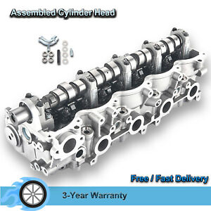 WL WL-T 2.5L  Fully Assembled Cylinder Head for MAZDA BRAVO B2500 FORD COURIER