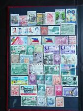 COLLECTION OF PHILIPPINES STAMPS