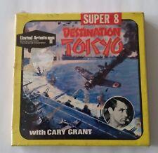 8mm submarino pelicula peli destino Tokio Cary Grant Super 8 Sellada