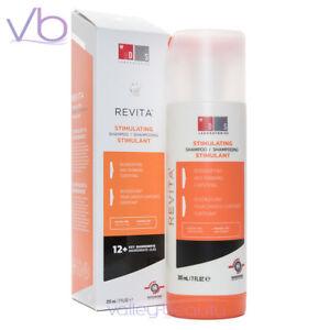 DS LABORATORIES Revita Stimulating Shampoo, Hair Growth, NEW, 205ml, EXP 05/2024