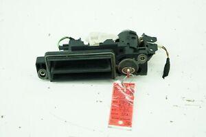 Mercedes W203 W209 W211 R171 Trunk Lid Handle Open Latch Lock W Key 2037500893