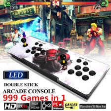 999 in 1 Pandora's Box 5s Arcade Console Double Joystick Video Games HDMI USB