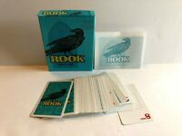 Rook Card Game Hasbro Complete In Box With Instructions