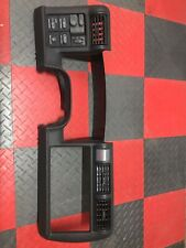 95-97 Oldsmobile Bravada Gauge bezel radio trim OEM 94-97 Chevy S10 GMC Sonoma