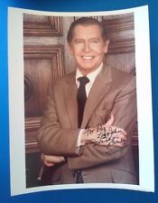 COMEDIAN/ACTOR SIGNED ~MILTON BERLE~ (1908-2002)  AUTOGRAPH (8 x 10) PHOTO~COLOR