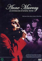 Anne Murray : An Intimate Evening With / DVD, NEW