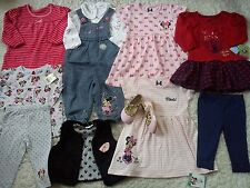 ***AMAZING**27x NEW BUNDLE OUTFITS SUMMER WINTER BABY GIRL 6/9 MTHS(2.4)