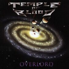 ~COVER ART MISSING~ Temple of Blood CD Overlord