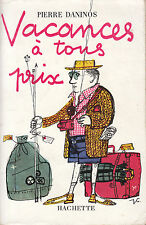Livre ancien vacances à tous prix Pierre Daninos book