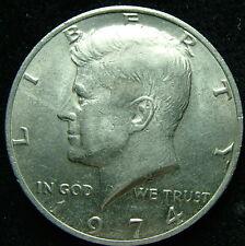 1974  USA   Half dollar  Kennedy
