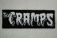 The Cramps Rock Mad Sin Reverend Horton Heat Nekromantix Cloth Patch (CP114)