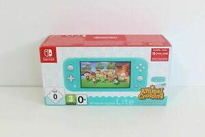 Nintendo Switch Lite Console - Turquois.