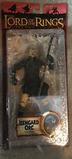 the lord of the rings toybiz Isengard Orc With Axe action figure