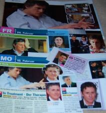 Gabriel Byrne 27 pc German Clippings Collection