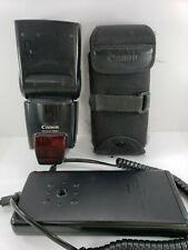Canon Speedlite 580Ex w/ Canon Cp-E3 Battery Pack