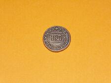1970 COLLECTION BP TRESOR DES ROIS DE FRANCE N°14 LOUIS XI DENIER PARISIS 1467